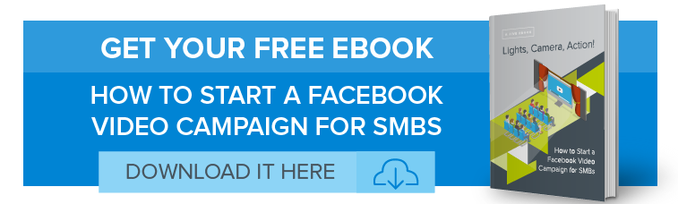 facebook video campaign ebook