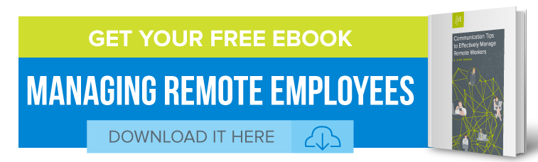 Managing Remote Employees Ebook