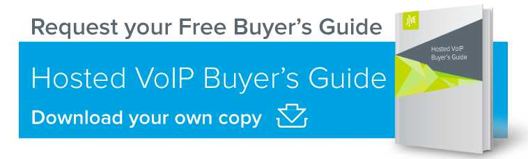 Hosted VoIP Buyer's Guide Banner