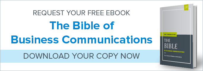 Business Communications Bible banner